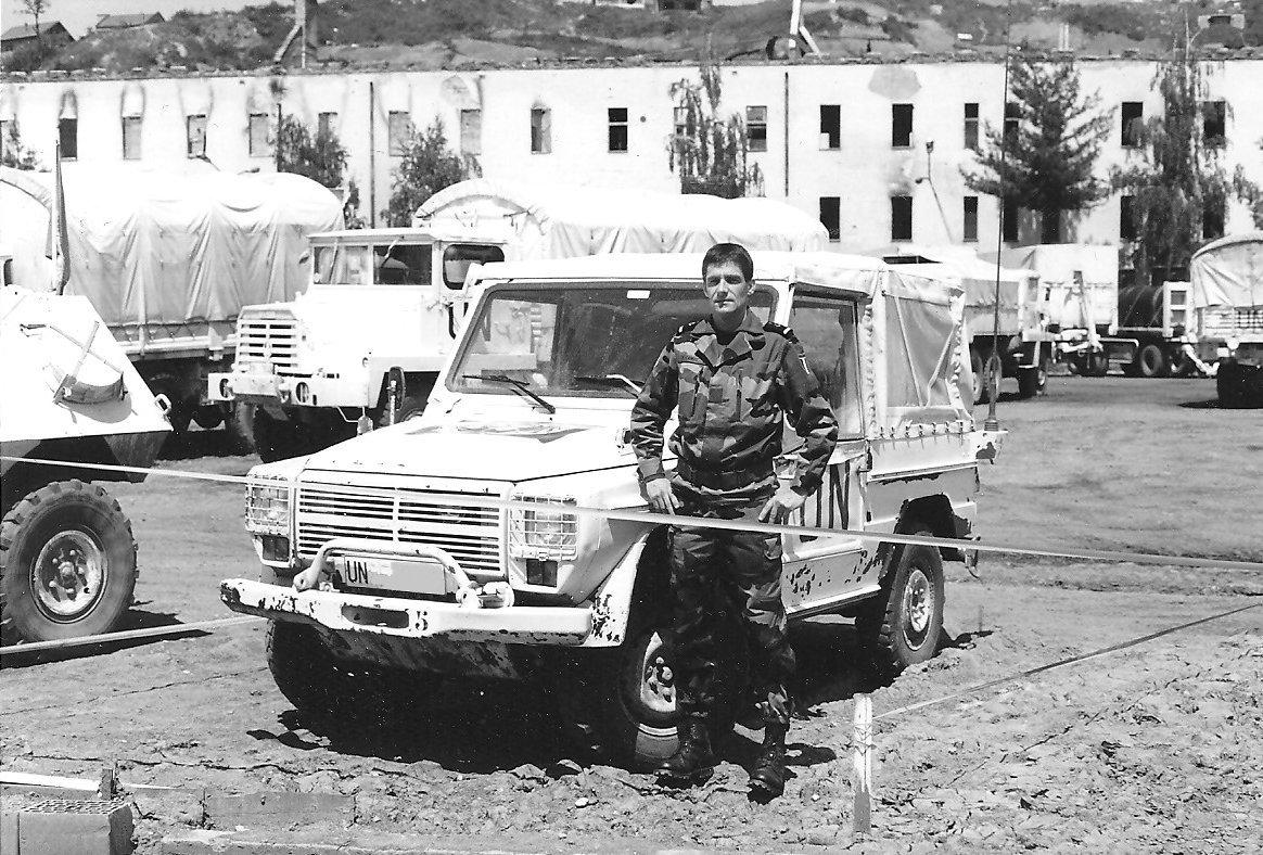 Sarajevo - Tito barracks